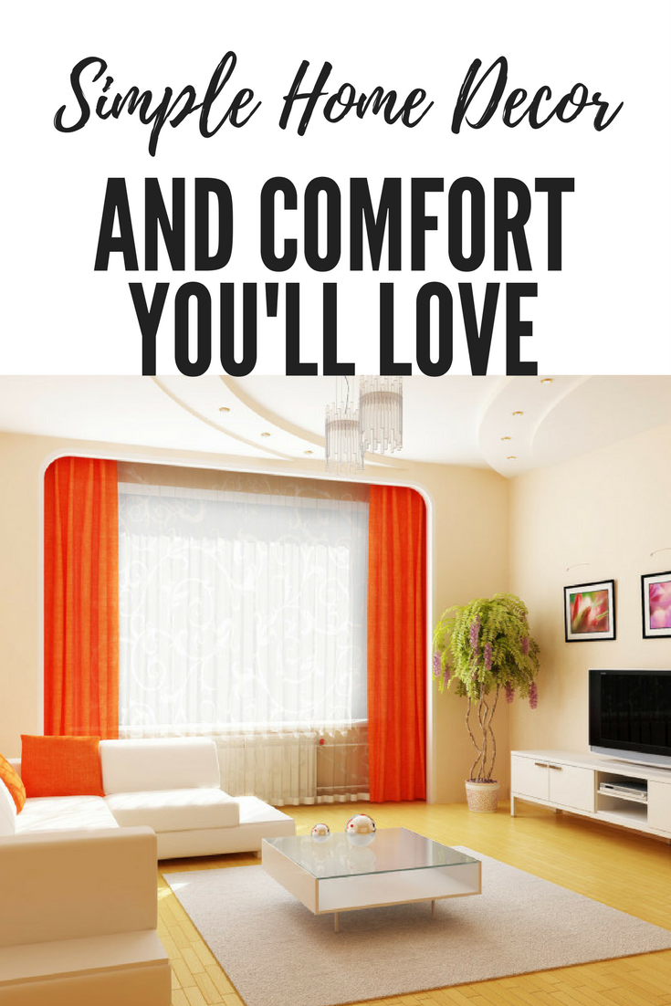 home decor and comfort you'll love