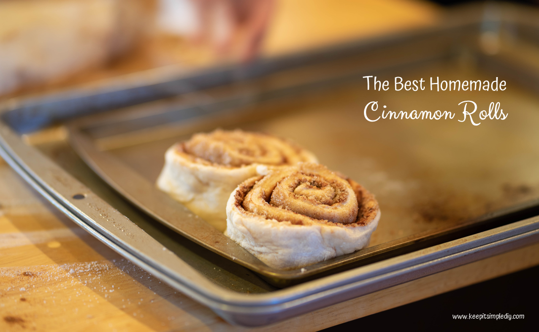 The Best Cinnamon Rolls Ever Featured