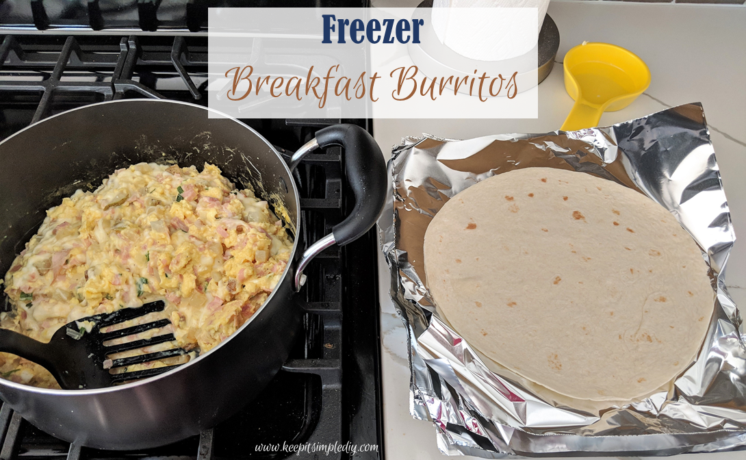 Breakfast Burritos Featured Image